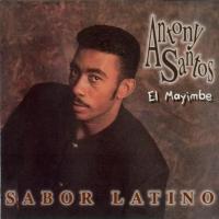 Canción 'Anoche Soñe Con Ella' del disco 'Sabor Latino' interpretada por Antony Santos