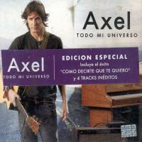 Todo mi universo de Axel