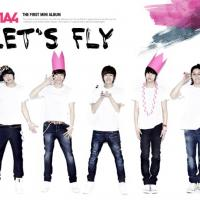 Canción 'Bling Girl' del disco 'Let's Fly' interpretada por B1A4