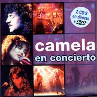 Canción 'Corazón Indomable' del disco 'En concierto' interpretada por Camela