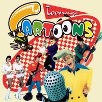 Canción 'Who put the bomp' del disco 'Toonage' interpretada por Cartoons
