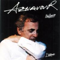 Canción 'Buen aniversario' del disco 'L'istrione' interpretada por Charles Aznavour
