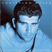 Primero en Mojarme de Christian Meier