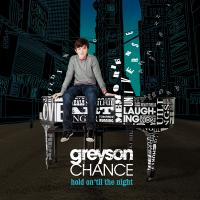 Canción 'Summer Train' del disco 'Hold On 'til the Night' interpretada por Greyson Chance