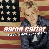 Canción 'Iko Iko' del disco 'Aaron's Party (Come Get It)' interpretada por Aaron Carter