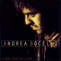 Canción 'Caruso' del disco 'Il mare calmo della sera' interpretada por Andrea Bocelli