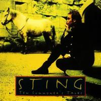 FIELDS OF GOLD letra STING