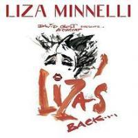 Liza's Back de Liza Minnelli
