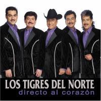 Canción 'Celebrando tú partida' del disco 'Directo al corazón' interpretada por Los Tigres Del Norte