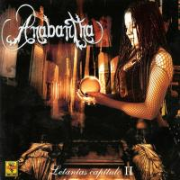 Canción 'Plegarias' del disco 'Letanías Capítulo II... La Pesadilla' interpretada por Anabantha