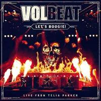 Canción 'A Warrior's Cal' del disco 'Let's Boogie! (Live from Telia Parken)' interpretada por Volbeat