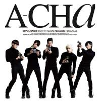A-Cha - The 5th Repackage 'Mr. Simple' de Super Junior