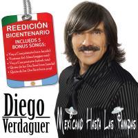 Canción 'Mentiras bonitas' del disco 'Mexicano hasta las Pampas' interpretada por Diego Verdaguer