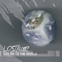 Canción 'Blood Is Sharp' del disco 'Say No the the World' interpretada por LostAlone