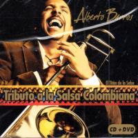 Canción 'La palomita' del disco 'Tributo a la salsa colombiana' interpretada por Alberto Barros