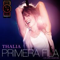 Canción 'Estoy Enamorado' del disco 'Primera fila... Un año después' interpretada por Thalia