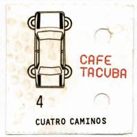Cuatro Caminos de Café Tacuba