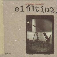 Canción 'Remando Sobre El Polvo' del disco 'Astronomía razonable' interpretada por El último De La Fila