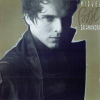 Canción 'Cuando el tiempo quema' del disco 'Salamandra' interpretada por Miguel Bosé