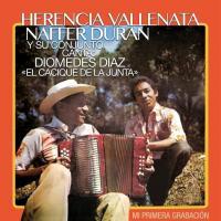 Herencia Vallenata, Mi Primera Grabacion