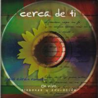 Canción 'Como búfalo' del disco 'Cerca De Ti' interpretada por Jesús Adrián Romero