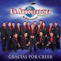 Canción 'A Los Cuatro Vientos' del disco 'Gracias por Creer' interpretada por La Arrolladora Banda El Limón