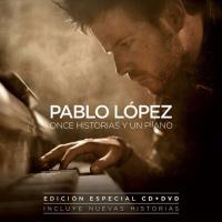 Canción 'Callado' del disco 'Once Historias y Un Piano (Edición Especial)' interpretada por Pablo López