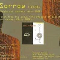 Canción 'Sorrow' del disco 'Sorrow - Single' interpretada por Bad Religion
