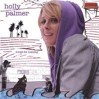 Canción 'I Will' del disco 'Songs for Tuesday' interpretada por Holly Palmer
