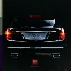 Disco 'Black Cab' (2017) al que pertenece la canción 'Aston Martin'