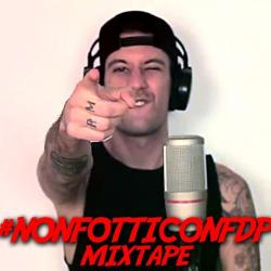 Disco '#NONFOTTICONFDPMIXTAPE' (2015) al que pertenece la canción 'Niggas In Paris (Freestyle)'