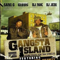 Disco 'Gangsta Island' al que pertenece la canción 'I'm A G'
