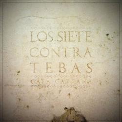 Los Siete Contra Tebas - Gata Cattana | Los Siete Contra Tebas