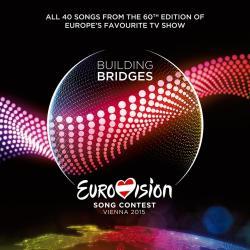 Disco 'Eurovision Song Contest: Vienna 2015' al que pertenece la canción 'Grande Amore'
