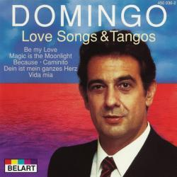 Marta - Plácido Domingo   Love Song and Tangos