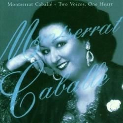 O Mio Babbino Caro - Montserrat Caballé   Two Voices One Heart-1993
