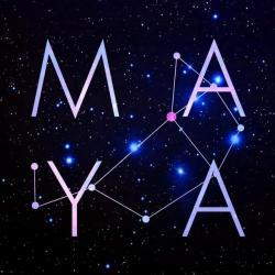 Disco 'Maya - EP' al que pertenece la canción 'Maya'