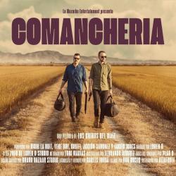 Disco 'Comanchería' (2019) al que pertenece la canción 'Anatomía de un Asesinato'