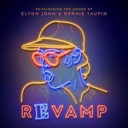 Disco 'Revamp: The Songs of Elton John & Bernie Taupin' (2018) al que pertenece la canción 'Someone Saved My Life Tonight'