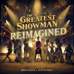 Disco 'The Greatest Showman: Reimagined' (2018) al que pertenece la canción 'The Greatest Show'