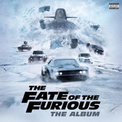 Disco 'The Fate of the Furious: The Album' (2017) al que pertenece la canción 'Gang Up'