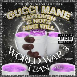Disco 'World War 3, Vol. 1: Lean' (2013) al que pertenece la canción 'Extacy Pill'