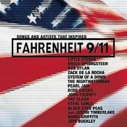Disco 'Songs and Artists That Inspired Fahrenheit 9/11' (2004) al que pertenece la canción 'Chimes of Freedom'