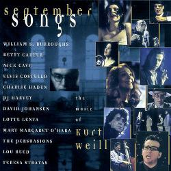 Disco 'September Songs: The Music Of Kurt Weill' al que pertenece la canción 'The Ballad Of The Soldier's Wife'