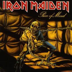 Revelations - Iron Maiden   Piece of Mind