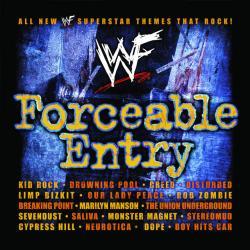 Disco 'WWF Forceable Entry' (2002) al que pertenece la canción 'Crank the walls down'