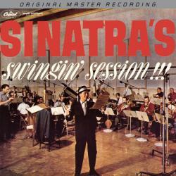 Disco 'Sinatra's Swingin' Session!!!' al que pertenece la canción 'Blue Moon'