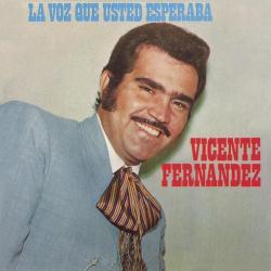 Antes Que Tú - Vicente Fernández | La Voz Que Usted Esperaba