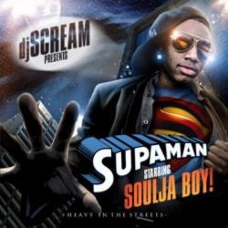 Disco 'Supaman' (2007) al que pertenece la canción 'Shoot out'
