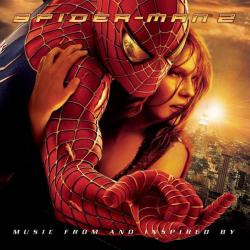 Disco 'Music from and Inspired by Spider-Man 2 ' (2004) al que pertenece la canción 'Vindicated'